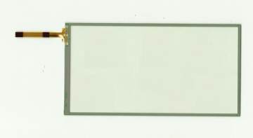 Alpine IVA-W502R   IVA-W502R  IVA-W502  IVAW502 Touch Screen Panel  Assy